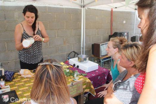 28.08 Ateliers DIY salle de bain + sensibilisation aux déchets à La Fournaise Festival (St-Pryvé-St-Mesmin)