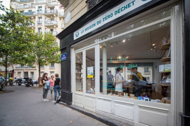 La maison du zéro déchet à Paris