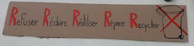 RefuserReduireReutiliserReparerRecycler