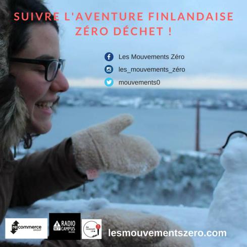 suivre l'aventure finlandaise !