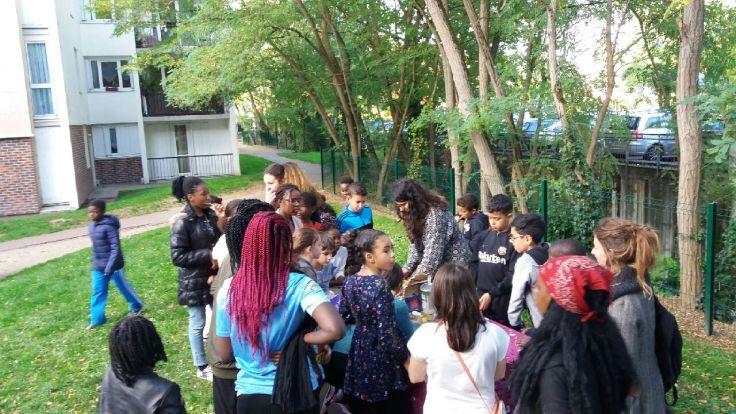 06.10 Ateliers DIY pour les enfants à La Semaine de la Transition #2