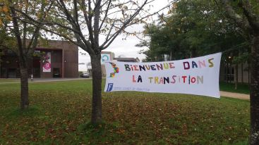 07.10 - 14.10 La Semaine de la Transition #1 sur le campus d'Orléans