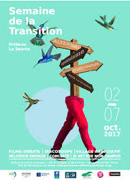 02.10 - 6.10 La Semaine de la Transition #2 sur le campus d'Orléans (co-organisatrice de l'évènement)