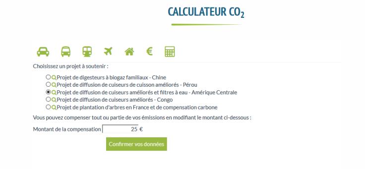 compensation carbonne3