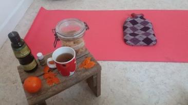 Yoga pour vivre ses règles plus facilement